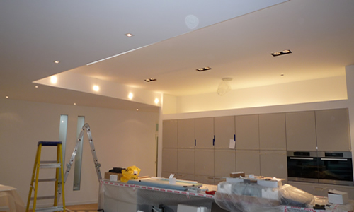 Second fix electrics by Wimbledon electrician